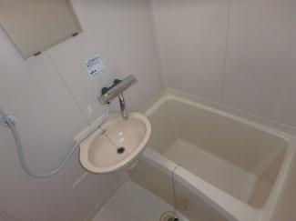 岡山市北区今 SKマンション 1K 風呂