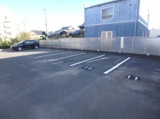 岡山市北区今 SKマンション 1K 駐車場