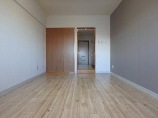岡山市北区今 SKマンション 1K 洋室