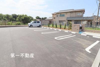 【駐車場】ブリックファイン3