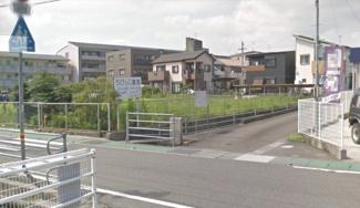 【前面道路含む現地写真】高知市高須