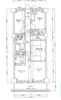 【地図】舞子レックスマンション