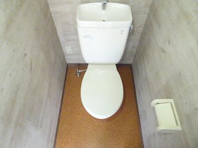 【トイレ】レインボー代田橋