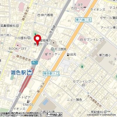 【地図】La Casa Dolce