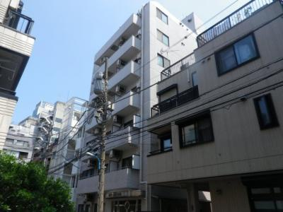 【外観】パレドール早稲田