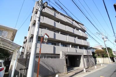 【外観】ルーブル新宿西落合伍番館