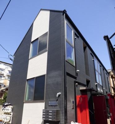 【外観】ファーストハウス北新宿