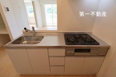 【キッチン】ブリックファイン 3