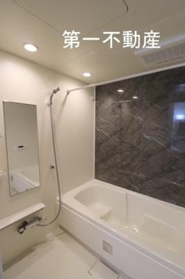 【浴室】ブリックファイン 3