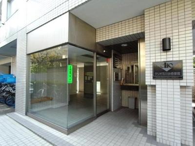 【エントランス】クリオ石川台壱番館
