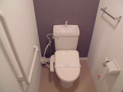 【トイレ】第2エコーピア