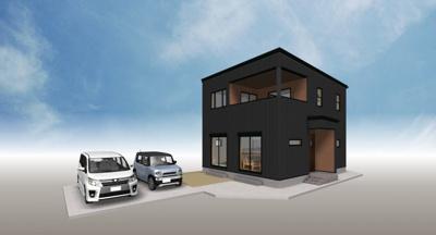 建築プラン例価格1730万円