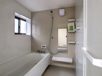 【浴室】富任シーコーポラス6号棟 10号室