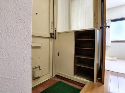 【収納】富任シーコーポラス6号棟 10号室