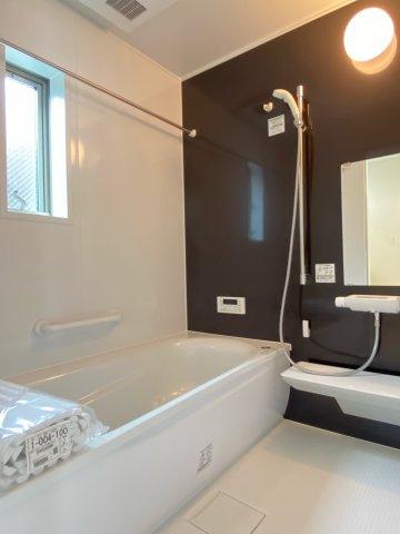 【浴室】新築一戸建て「小田原市北ノ窪第10」全2棟/残2棟