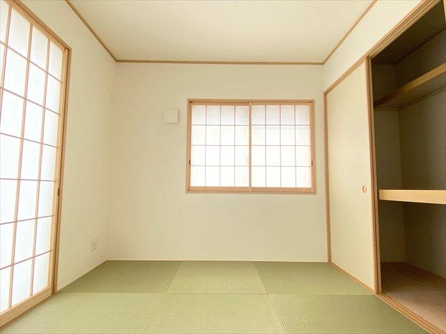 【和室】新築一戸建て「小田原市北ノ窪第10」全2棟/残2棟