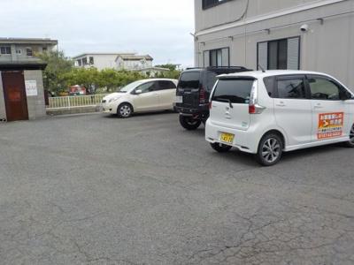 【駐車場】フレグランス宮崎