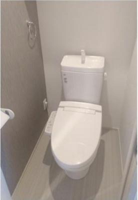 【トイレ】メゾン赤羽
