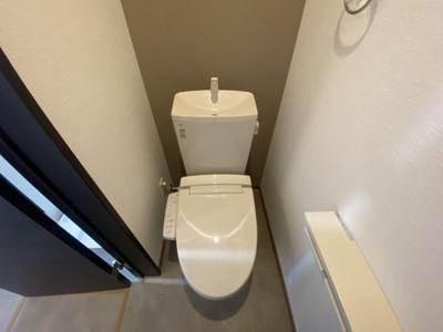 【トイレ】サウスヒルズⅡ
