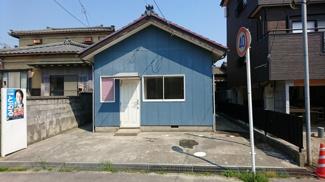 【外観】松浜みなと貸事務所