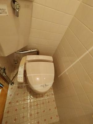 【トイレ】三箇6丁目貸家