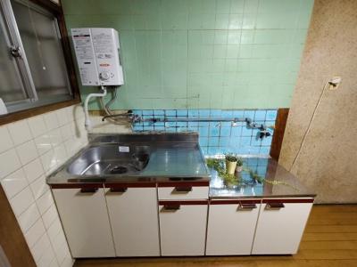 【キッチン】三箇6丁目貸家