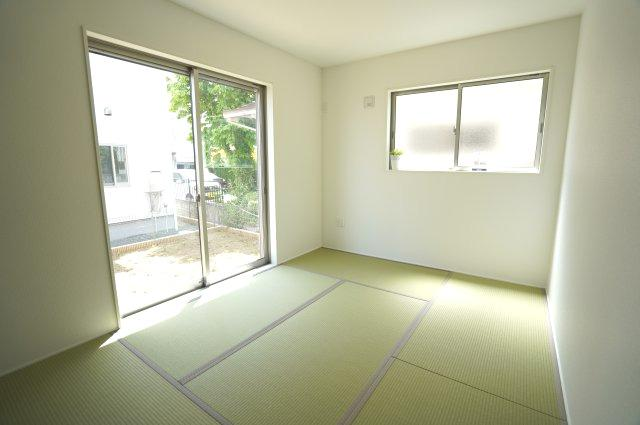 【同仕様施工例】客間やキッズスペースとしてお使いいただける6.5帖の和室!