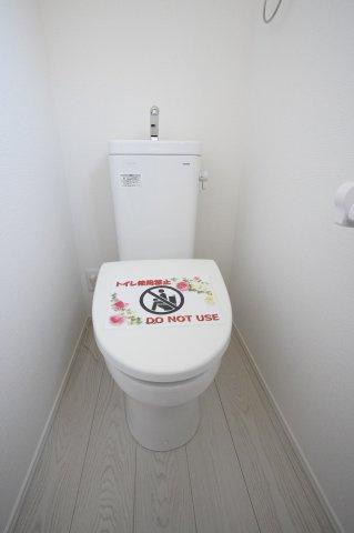 【同仕様施工例】2階 トイレ
