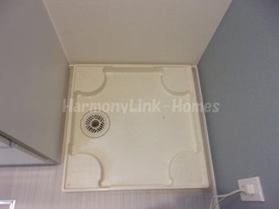 ハーモニーテラス西加平の室内洗濯機置場☆