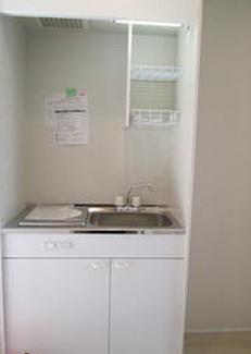 【キッチン】《高積算!2016年築!》横浜市鶴見区東寺尾東台一棟アパート