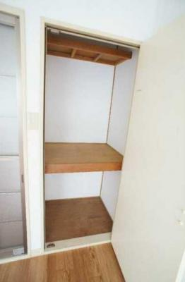 【収納】クレール三宿 A棟 バストイレ別 室内洗濯機置場 TVドアフォン