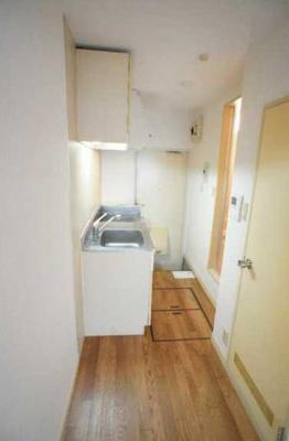 【玄関】クレール三宿 A棟 バストイレ別 室内洗濯機置場 TVドアフォン