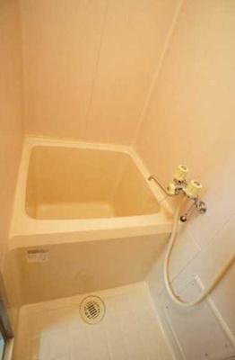 【浴室】クレール三宿 A棟 バストイレ別 室内洗濯機置場 TVドアフォン
