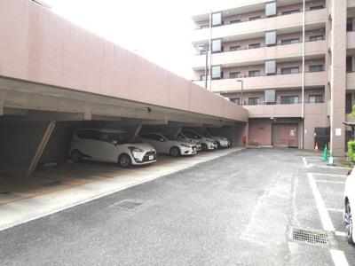 【駐車場】横浜線 相模原駅 中央区横山グリーンコーポ相模原パークサイド