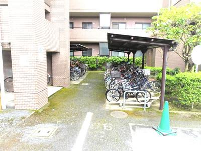 【駐輪場】横浜線 相模原駅 中央区横山グリーンコーポ相模原パークサイド