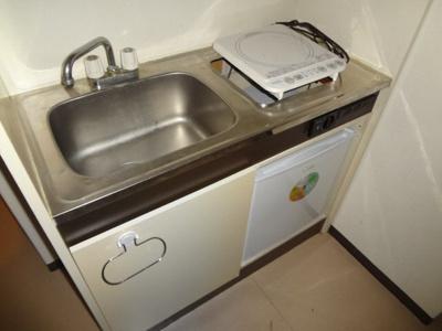 【キッチン】新安第2マンション