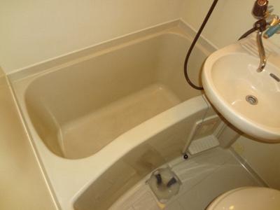 【浴室】新安第2マンション