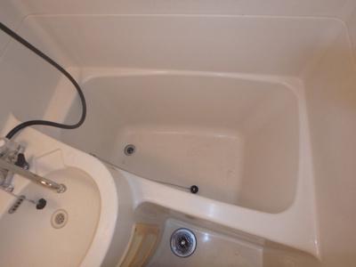 【浴室】MUEハウスぱーとⅡ