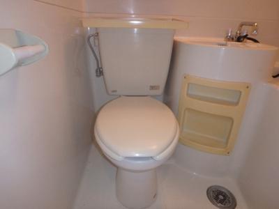 【トイレ】MUEハウスぱーとⅡ