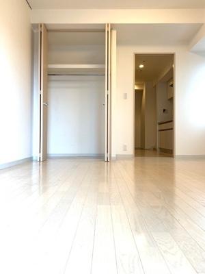 【居間・リビング】マイプレジール広尾