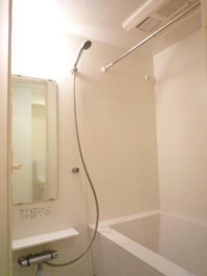 【浴室】マイプレジール広尾