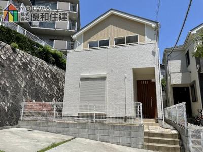 【外観】神戸市垂水区多聞台3丁目 戸建住宅