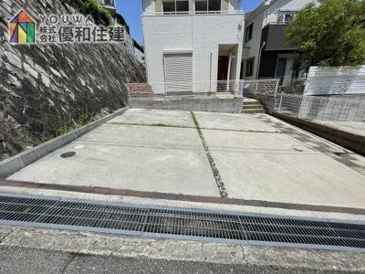 【駐車場】神戸市垂水区多聞台3丁目 戸建住宅