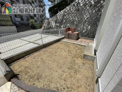 【庭】神戸市垂水区多聞台3丁目 戸建住宅