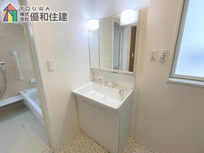 【独立洗面台】神戸市垂水区多聞台3丁目 戸建住宅