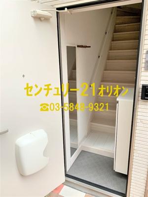 【玄関】エクセルコート富士見台(フジミダイ)-2F
