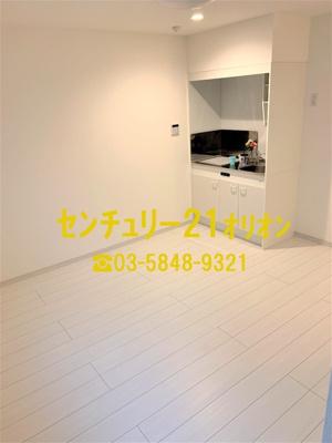 【居間・リビング】エクセルコート富士見台(フジミダイ)-2F