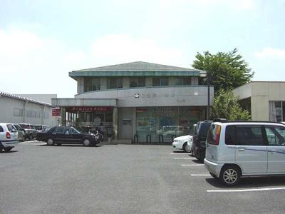桐生信用金庫内ヶ島支店まで1,121m