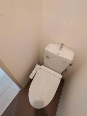 【トイレ】メルベージュ布施