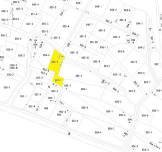 【土地図】足利市山川町